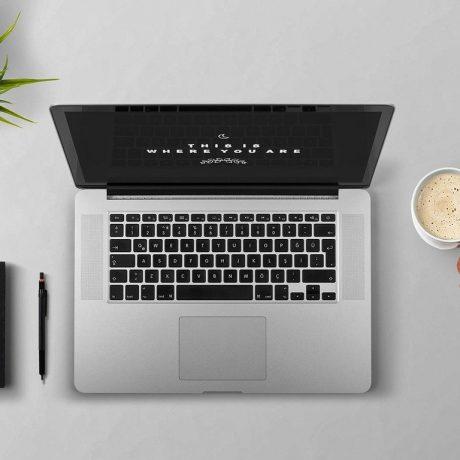 larsen marketing - homepage